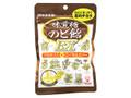 味覚糖のど飴EX 袋90g