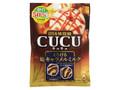 UHA味覚糖 キュキュ とろける塩キャラメルミルク 糖質50%オフ 袋75g