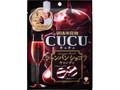 UHA味覚糖 CUCU シャンパンショコラ 袋72g