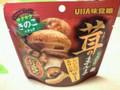 UHA味覚糖 茸のまんま しいたけエリンギMIX ピリ辛炒め味 袋18g