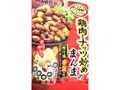 UHA味覚糖 鶏肉とナッツ炒めのまんま 袋40g