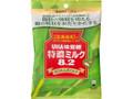 UHA味覚糖 特濃ミルク8.2 ほうれん草ミルク 袋84g