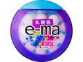 UHA味覚糖 e-maのど飴 乳酸菌 ブルーベリー ケース33g