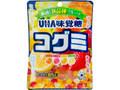 UHA味覚糖 コグミ 新品種フルーツアソート 袋85g