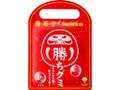 UHA味覚糖 勝ちグミ もも味 袋25g