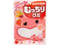 UHA味覚糖 むっちりグミ バレンタインストロベリー&ピーチ