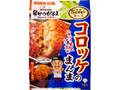 UHA味覚糖 コロッケのまんま 二度づけ禁止ソース味 袋30g