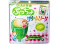 UHA味覚糖 ぷっちょ クリームソーダ 袋60g