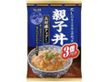 S&B どんぶり党 親子丼 袋180g×3