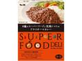 S&B SUPERFOOD DELI 6種のスーパーフードと完熟トマトのドライキーマカレー 箱150g