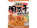 S&B まぜるだけのスパゲッティソース 生風味明太子ペペロンチーノ 袋53.4g