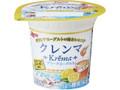 日本ルナ グリークヨーグルト クレンマ ハニーレモンソース カップ80g