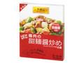 李錦記 鶏肉の甜麺醤炒めの素 箱55g