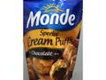 MONDE NISSIN クリームパフ チョコレート 袋25g