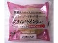 ヤマザキ 大きなツインシュー ホイップ&女峰いちごクリーム 1個