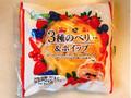 シライシパン 3種のベリー&ホイップ 袋1個