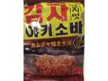 オンガネジャパン カムジャ焼きそば 袋90g