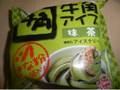 牛角 牛角アイス 抹茶 袋125ml