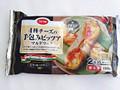 コープ食品 4種チーズの手包みピッツァ 2本入