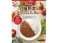 MCC 6種野菜のさらっとしたカレー 180g