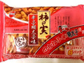 阿部幸製菓 柿の実 辛子明太子味 25g×6袋