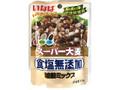 いなば食品 スーパー大麦 食塩無添加 雑穀ミックス 袋40g