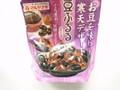 マルヤナギ 豆ふるる くろまめ黒糖コーヒー 袋110g