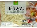青木製麺所 スマイルライフ 玉うどん 180g×3