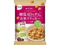 Befco 糖質40%オフのお米クラッカー 袋16g×5