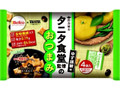 Befco タニタ食堂監修のおつまみ ゆず胡椒味 袋21g×4