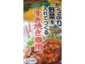 ケンミン たっぷり野菜を入れてつくるすき焼き春雨 袋84g