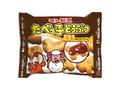 ギンビス たべっ子どうぶつ厚焼きチョコビスケット 袋24g