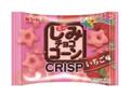 ギンビス ミニしみチョココーンクリスプ いちご味 袋15g