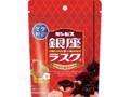 ギンビス 銀座@ラスクW ストロベリー&ミルクチョコ 袋40g