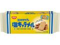 日清シスコ ココナッツサブレ 塩キャラメル 袋5枚×4