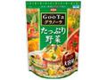 シスコ GooTa グラノーラ たっぷり野菜 袋480g