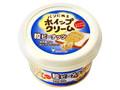 ソントン パンにぬるホイップクリーム 粒ピーナッツ カップ180g