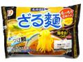 シマダヤ もみ打ち ざる麺 豚骨魚介つゆ 袋440g