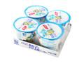 タカナシ乳業 北海道脂肪0%ヨーグルト パック80×4