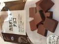 ニッコー(岐阜) ミニストップ カカオ70%チョコ 43g