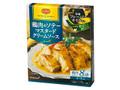 デルモンテ トマットリア 鶏肉のソテー マスタードクリームソース 箱107g