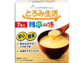 ネスレ マルコメ とろみ生活 料亭の味 箱7.5g×7