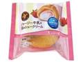 モンテール 小さな洋菓子店 ジャージー牛乳と苺のシュークリーム 袋1個