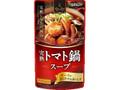 モランボン Bistro Dish 完熟トマト鍋スープ 袋750g