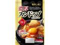 モランボン 濃厚スンドゥブチゲ用スープ 辛口 袋330g