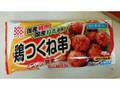 ケイエス 国産鶏肉 鶏つくね串 香ばしい照焼6本入り 袋132g