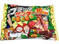 有楽製菓 ブラックサンダー ミニバー クリスマス 袋191g
