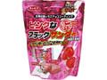 有楽製菓 ピンクなブラックサンダー ミニサイズ プレミアムいちご味 袋12個