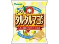 山芳製菓 ポテトチップス 瀬戸内レモンタルタルマヨビーフ 袋90g