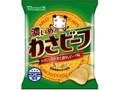 山芳製菓 ポテトチップス 濃いめのわさビーフ 袋60g